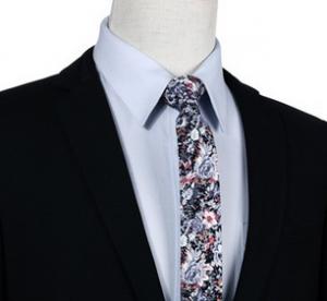 cravate-etroite-motif-floral3